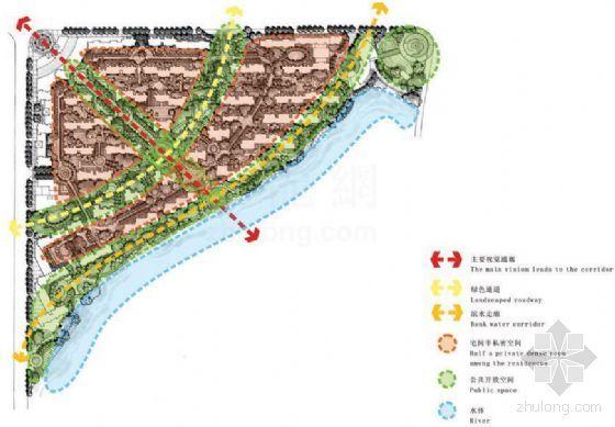 武汉大华南湖公园世家一期景观方案-2