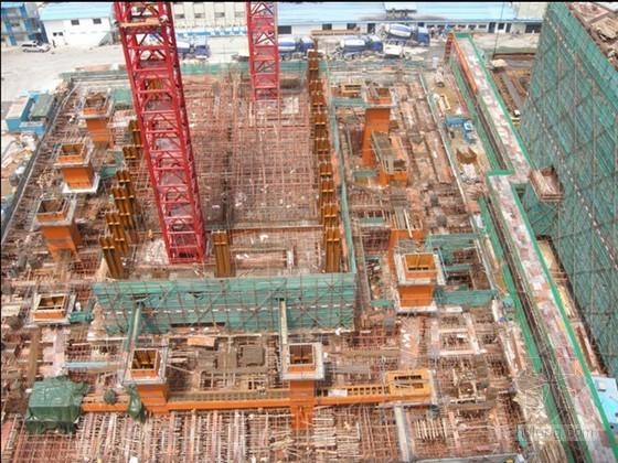 [广东]地标性超高层塔楼结构设计与施工技术汇报讲义(324页 超清现场照片)