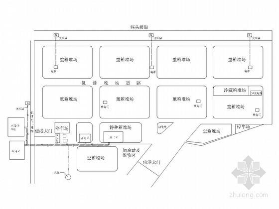 [天津]集装箱码头一期工程施工组织设计
