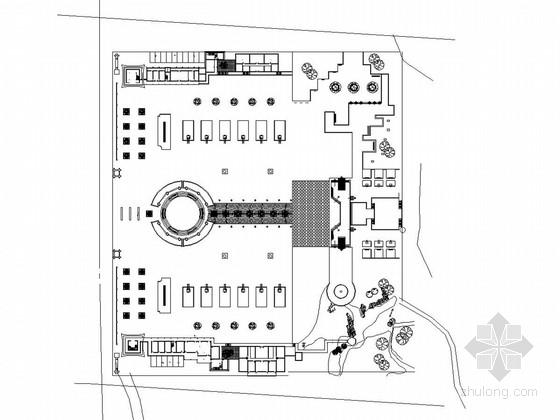 [临汾]森林公园景观设计施工图