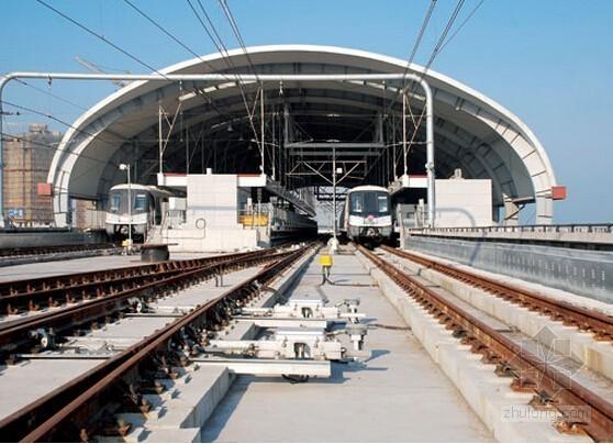 [湖南]轨道交通工程机电安装及设备区建筑装修工程施工招标文件(附全套清单)