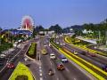 重庆道路工程施工图预算(含图纸,计算书)
