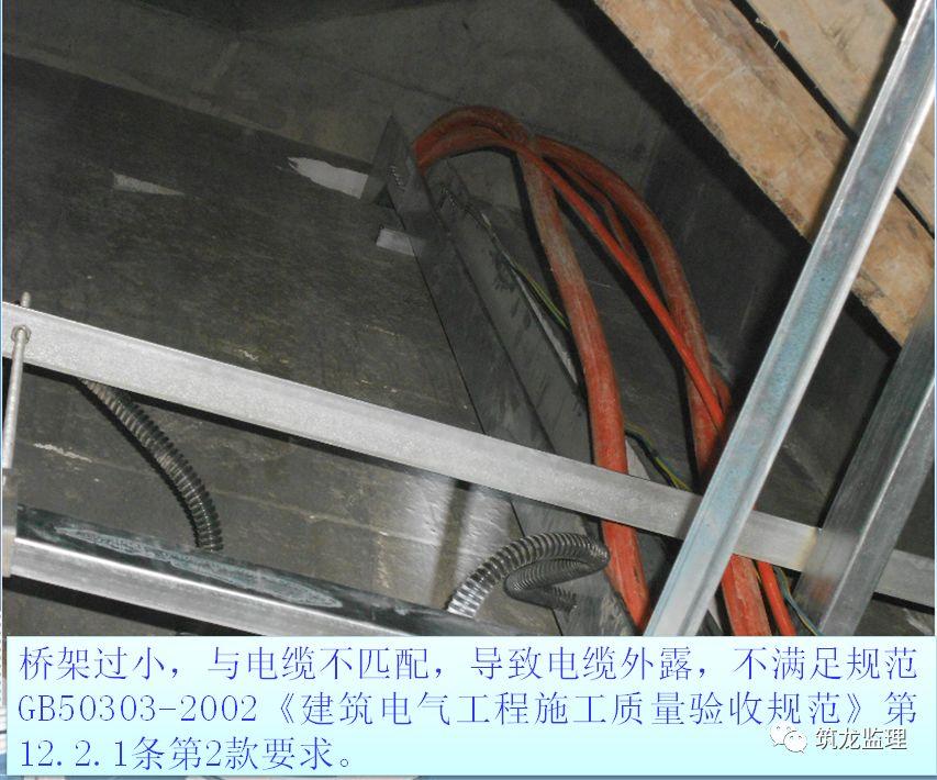 机电安装监理质量控制要点,从原材料进场到调试验收全过程!_36