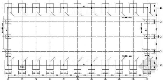 某厂房钢结构设计图纸
