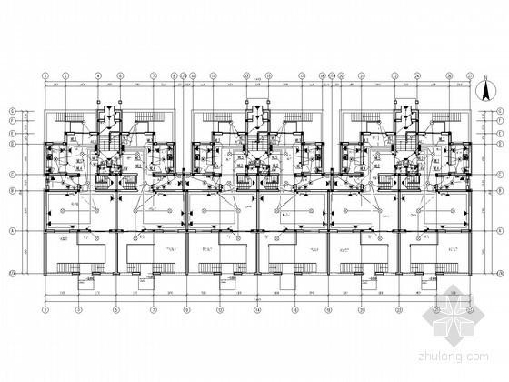 [新疆]办公教学楼与家属楼全套电气施工图纸54张