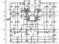 框剪结构住宅楼结构施工图(17层 筏板基础)