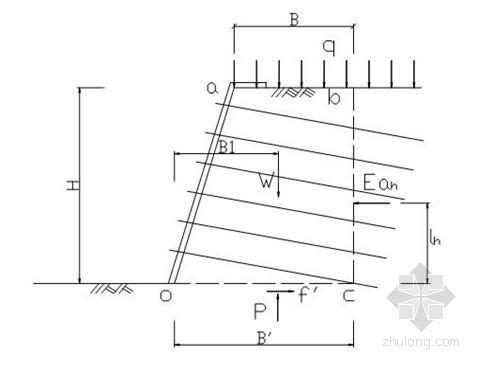 [河南]还迁安置房基坑土钉墙支护施工方案(计算书)