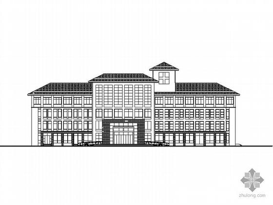 [福建]某医院九层综合楼建筑施工图