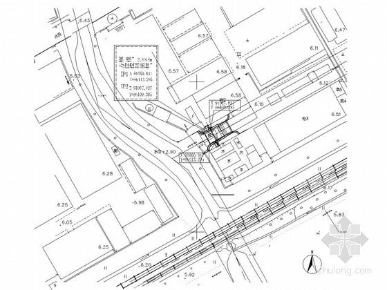 [浙江]河道水闸工程施工图(可倾式钢闸门)