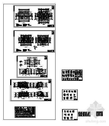 丹堤A区18、19号楼建筑施工图-4