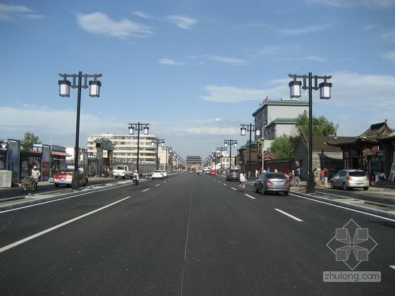 [安徽]市政道路改善工程监理规划(流程图丰富)