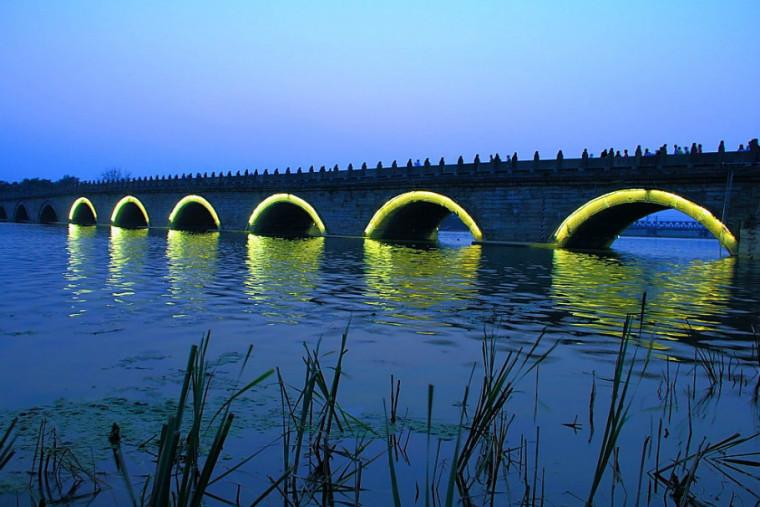 中国最美的十大名桥,看看你去过几个?