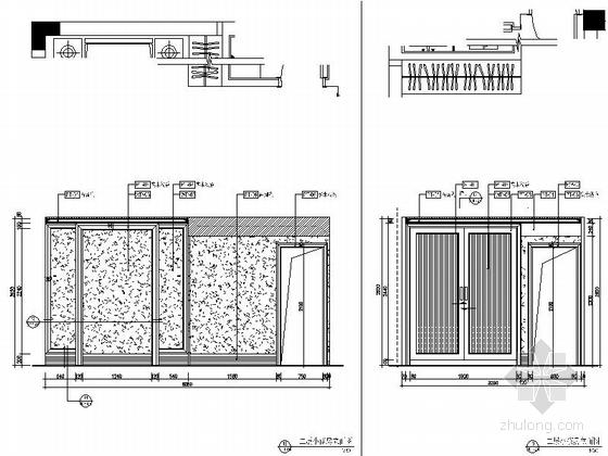[杭州]220平方古典风格双层别墅室内装修图(含实景) 小孩房立面
