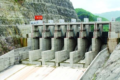 [湖北]水电站大坝和溢洪道工程监理细则(流程图丰富)