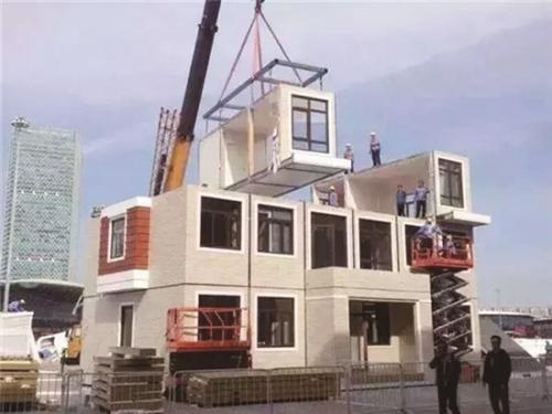 首批装配式建筑示范城和产业基地公布 万科碧桂园在列