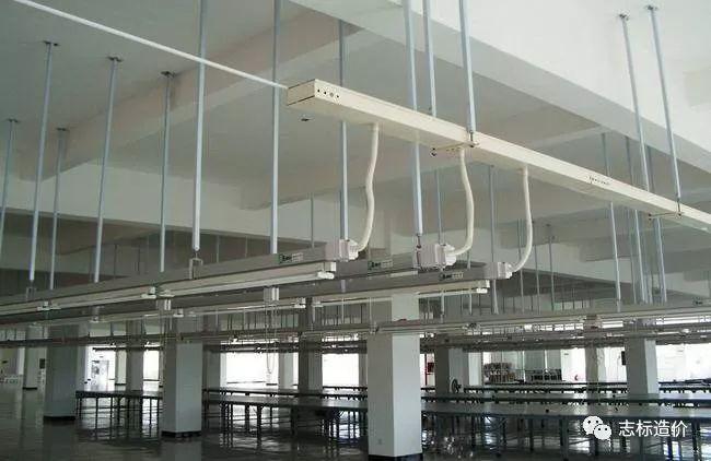 电气桥架的安装及定额套用_6