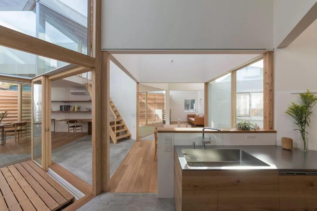 这些日本房子看着很简陋,但空间布局令人咋舌!_52
