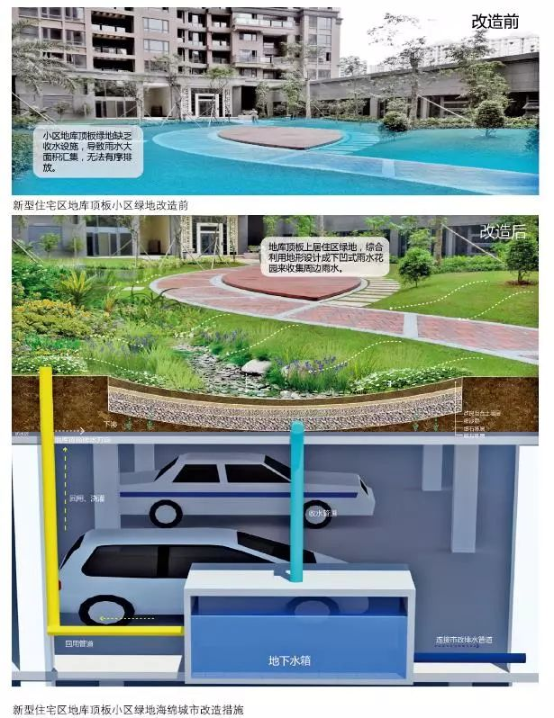 24种海绵城市设计措施全图解!_10