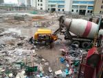 液压矿用细石混凝土泵的施工注意事项