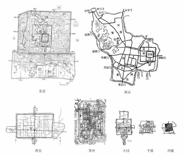 历史文化名城老城区人力优先交通研究 ——以南京市为例