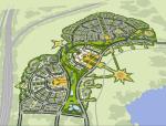 鄂尔多斯市阿镇总体概念规划设计文本PPT(65页)