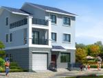 三层住宅楼电气施工图纸