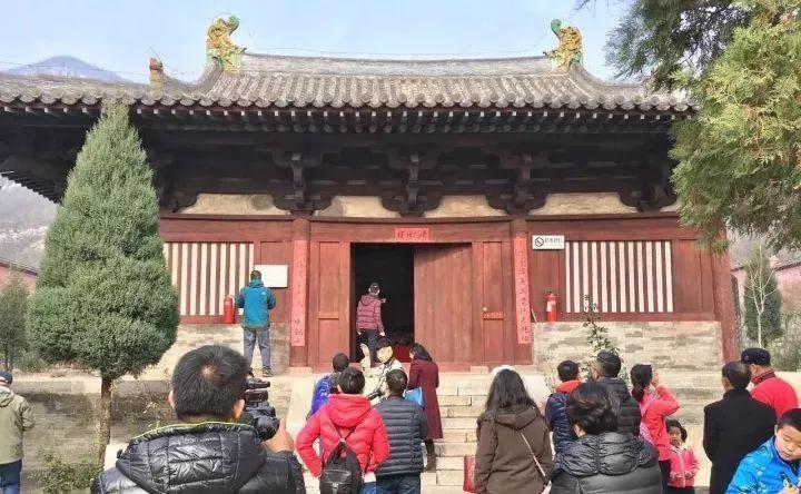中国现存的木结构古建筑前50座,看一眼少一眼了~_8
