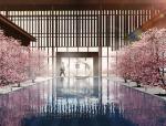 [河北]石家庄居住示范区景观深化设计(2018新中式)