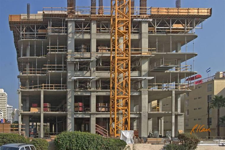混凝土结构设计说明(框筒、框架、框剪结构)