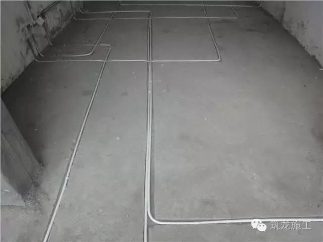 电气管道安装现场精品图片,大饱眼福吧!
