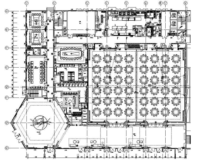 [万达设计院]合肥万达锦华酒店超清效果图+施工图+物料书