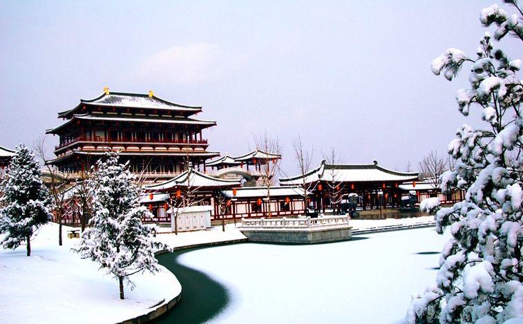 雪景大合集,看看你最喜欢哪里?_63