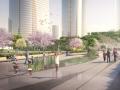 [江苏]苏州中心广场公园景观概念方案设计-AECOM(55页)