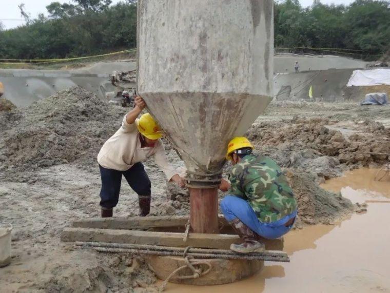 钻孔灌注桩6种施工常见质量通病及防治措施_2