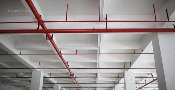 [北京]阿含泰公司室内装修工程给排水工程施工方案
