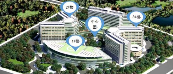 BIM技术在河南圣德医院项目中的实践与应用