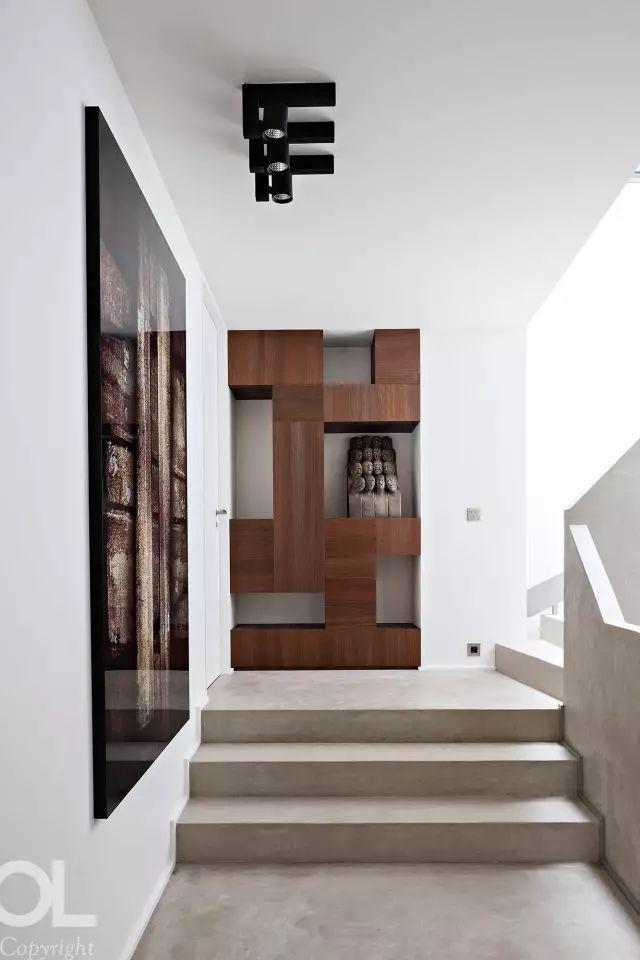 大跌眼镜|设计夫妻档居然设计出这样风格的住宅!!_37