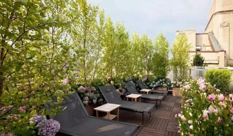 现代屋顶花园设计赏析_25