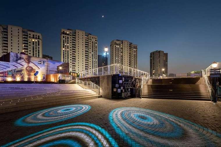 龙湖滨江天街商业景观-16