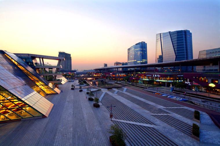 苏州工业园圆融时代广场