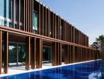 百叶窗住宅:建立生活方式与大自然之间的联系