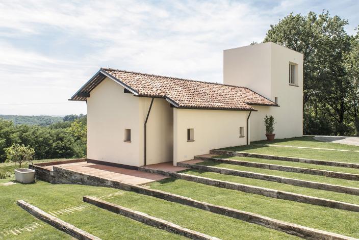 意大利BorgoMerlassino度假区-2