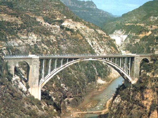 拱桥施工方法/程序和施工要点(ppt共103页)