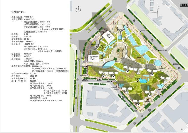 【广东】某地方西岸商业广场概念方案设计文本PDF(78页)_6