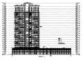 [合肥]高层框架结构住宅及商业建筑施工图(含多栋及水暖电图纸)