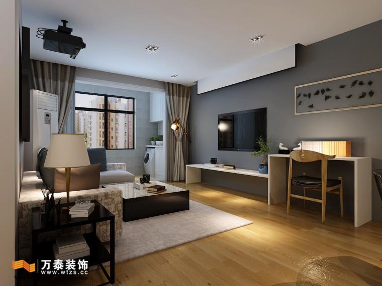 中建国熙台装修成简约北欧风格真的很美,欢迎鉴赏