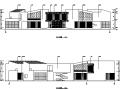 [安徽]某大学艺术与传媒学院三栋教学楼设计(含全专业施工图)