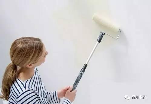 内墙涂料施工工艺,内墙涂料施工方案