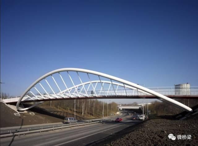 圣海伦斯人行天桥BIM技术
