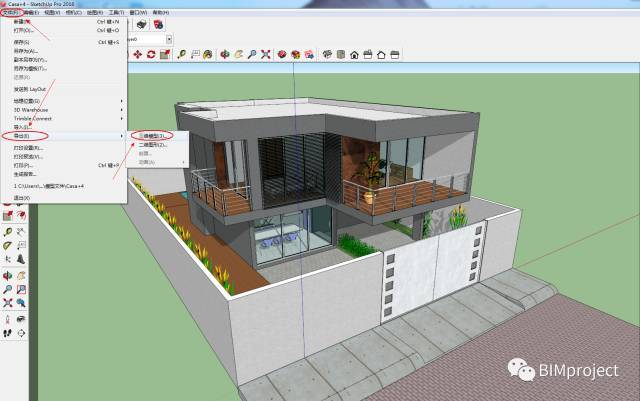 SketchUP导入Lumion为什么不显示材质贴图?